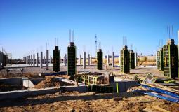 бетонные и железобетонные работы